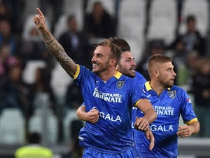 Frosinone clinch first ever Serie A win