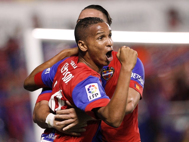 Result: Deyverson strike earns Levante victory