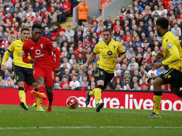 Result: Liverpool edge five-goal thriller