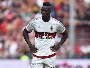 Sassuolo 'turn down Mario Balotelli'