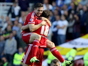 Downing scores winner against Rotherham