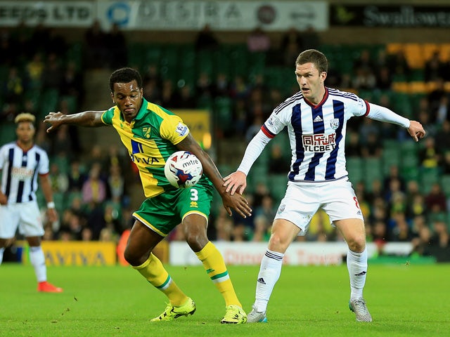 Result: Jarvis, Lafferty help Norwich to win