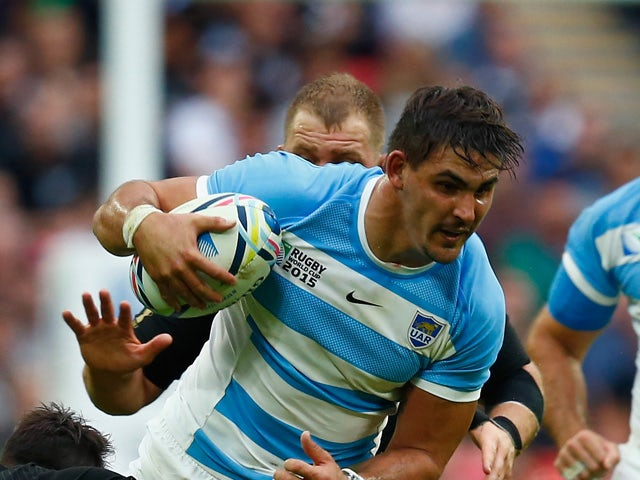 Three Argentina players suspended over