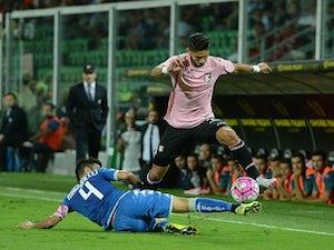 Sergio Floccari goal gives Sassuolo win