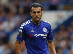 Team News: Pedro starts in place of Cesc Fabregas