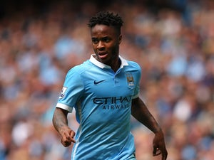 Team News: Sterling leads line for Manchester City