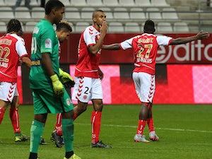 N'Gog brace hands Reims win