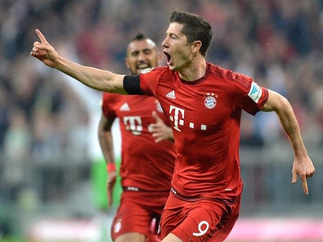 Result: Bayern ease past 10-man RB Leipzig
