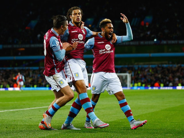 Result: Villa come out on top in Birmingham derby