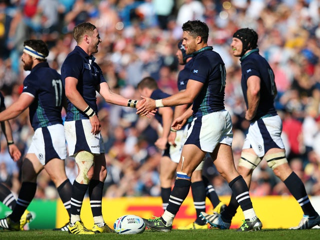 Result: Scotland fight back to beat USA