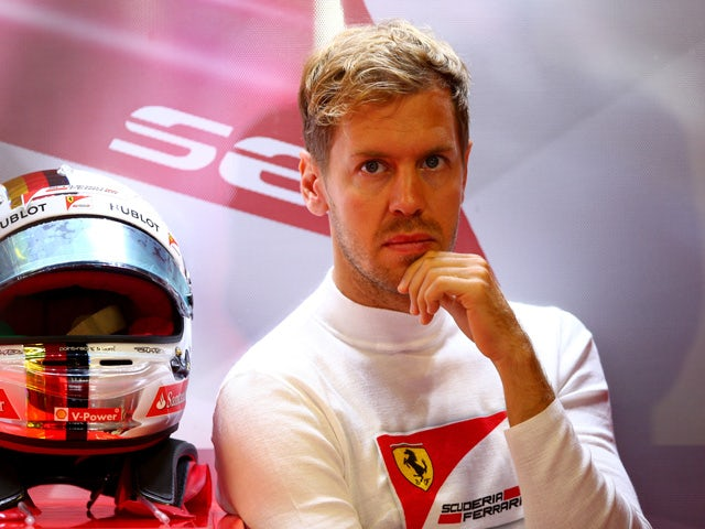 Sebastian Vettel's F1 Championship Hopes Have Broken With His Engine In Japan