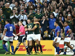 Live Commentary: South Africa 46-6 Samoa - as it happened