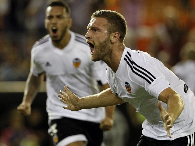 Result: Valencia edge out Granada