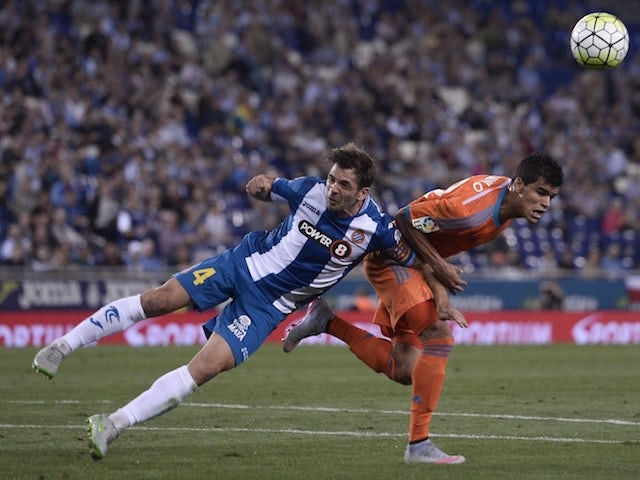 Result: Espanyol edge out Valencia