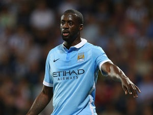 Yaya Toure wins BBC's African award