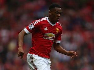 Mourinho defends decision to keep Martial on