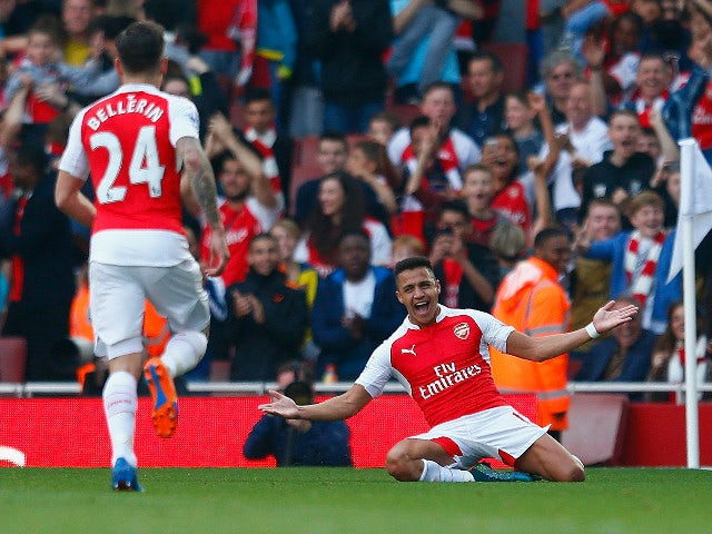 Result: Arsenal blow Man United away to move into second