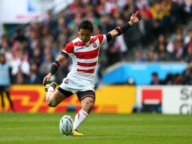 Result: Dominant Japan flatten sorry Samoa