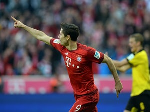 Result: Bayern recover at Mainz to move back top