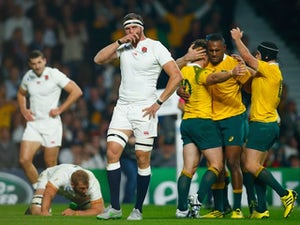 Australia condemn England to World Cup exit