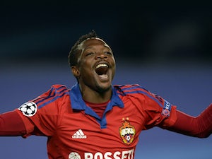 CSKA Moscow outclassing PSV Eindhoven
