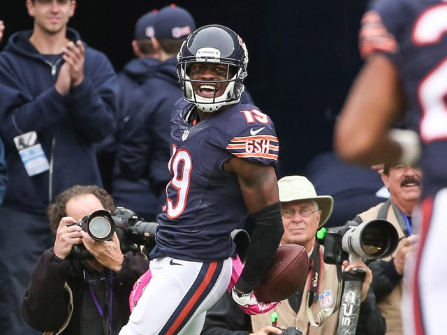 Result: Bears win with last-second field goal