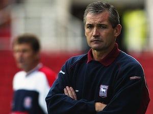 OTD: George Burley loses Ipswich job