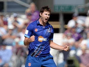 James Fuller hat-trick paves way for Hampshire victory over Surrey