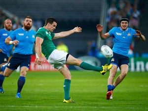 Ireland edging close contest with France