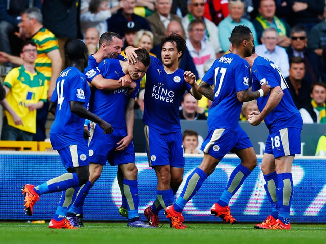 Result: Leicester hold on to edge out Norwich