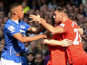 Live Commentary: Everton 1-1 Liverpool - as it happened