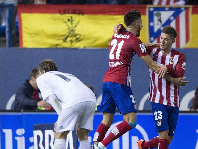 Result: Late Vietto goal earns Atletico point