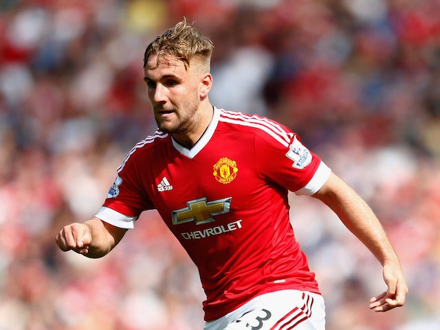 """Shaw thanks PSV fans for """"nice gesture"""""""