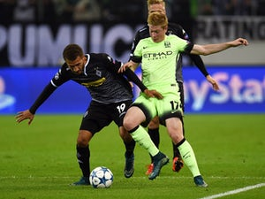 Player Ratings: Gladbach 1-2 Man City