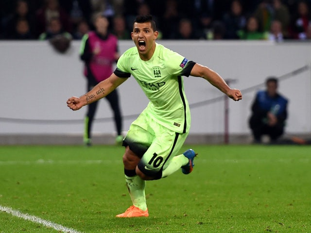 Result: Late penalty wins it for Manchester City