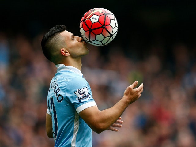 Result: Aguero hits five as City beat Newcastle