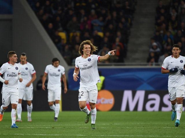 Result: Paris Saint-Germain brush Shakhtar aside