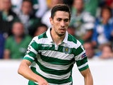 Sporting's defender Paulo Oliveira during the UEFA Champions League qualifying round play-off first leg match between Sporting CP and CSKA Moscow at Estadio Jose Alvalade on August 18, 2015 in Lisbon, Portugal.