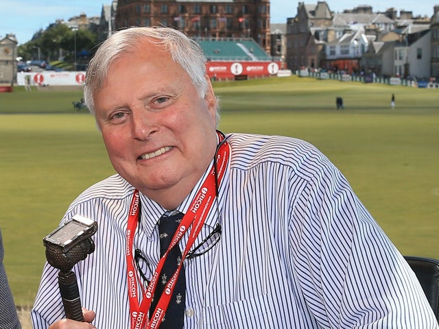 A tribute to the 'voice of golf' Peter Alliss