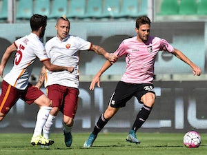 Vazquez strike earns Palermo victory