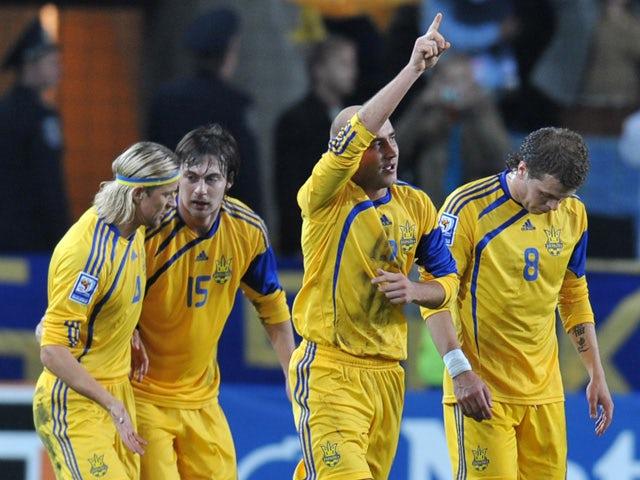 Result: Ukraine claim victory over Macedonia