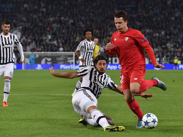 Khedira unhappy with Juventus defeat