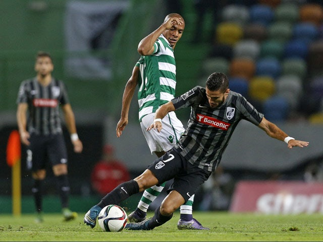 Result: Lisbon score five to move into second