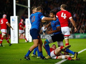 Live Commentary: France 41-18 Canada - as it happened