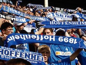 Hoffenheim, Frankfurt in scoreless draw