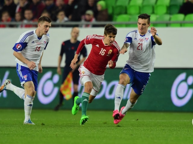 Result: Hungary come from behind to beat Faroes