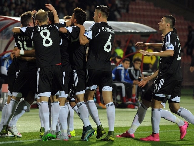 Result: Albania secure second position in Group I