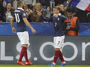 Karim Benzema: 'France return unlikely'