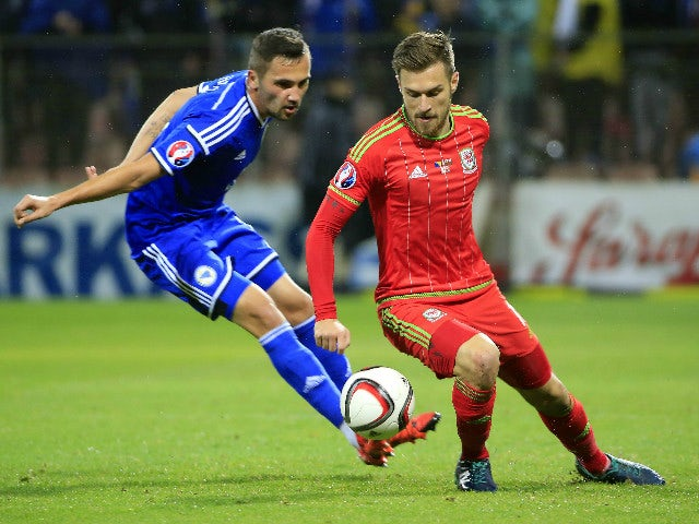 Result: Wales qualify despite Bosnia defeat