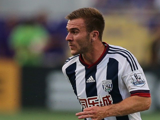 Tranmere sign former Wigan and West Brom winger Callum McManaman